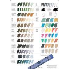 Sennelier Extra Soft Pastel 120 Colours Paris Collection Set Half Pastels