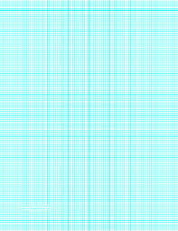 Printable Graph Paper With Ten Lines Per Inch And Heavy Index Lines