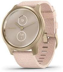 Garmin vívomove Style, Hybrid Smartwatch with Real ... - Amazon.com