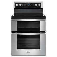 electric stove.  Electric 67 Cu Ft Double Oven Electric  To Stove I