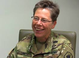 Excerpts from the Sunday Interview with Brig. Gen. Tammy Smith | Columbus  Ledger-Enquirer