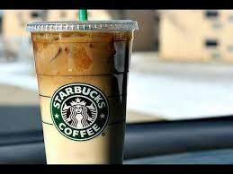 how to make a starbucks iced caramel macchiato latte