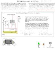general motors hei ignition module for points update it is important to use the correct type of 4 pin hei modules as there is now a new type available which not work for this project