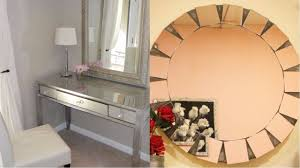 mirrored furniture decor. DIY Mirrored Furniture - ROOM DECOR! Easy Crafts Ideas At Home Decor T