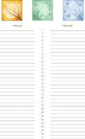 birthday calendar template free download birthday calendar template template free download speedy template