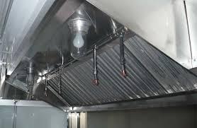 kitchen hood system