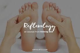 Reflexology Amy Kurtz