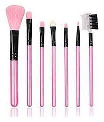 2 added yutiriti set of 7pc premium quality complete makeup brush