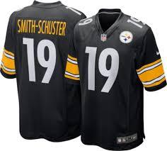 732e9 Steelers Jersey 1b7bb Pittsburgh 19 Juju Smith Schuster Top Quality