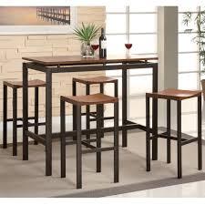 5 Piece Bar Table Set Atlus 5 Piece Bar Table Set
