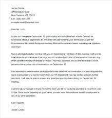 Termination Letter Template Download Business Contract Firing A Magnificent Employee Termination Letter Template Free