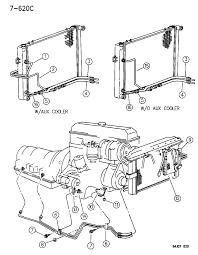 1994 jeep grand cherokee oil cooler lines diagram 00000dm1