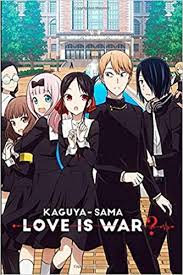 Kaguya-sama Love Is War: Blank Lined Journal / Notebook for teens and  adults College-ruled ... Journal, Notebook, Diary, Composition Book:  Publishing, Effie Palmer: 9798649226424: Amazon.com: Books