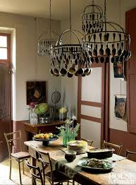 fork and spoon chandelier