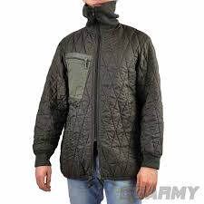 German Army Quilted Country Jacket Parka Liner - buy at Goarmy.co.uk & German Army Quilted Country Jacket Parka Liner Adamdwight.com