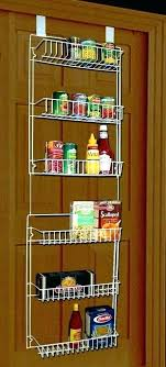 Lowes Spice Rack Custom Over The Door Pantry Organizer Lowes Over The Door Spice Rack Top