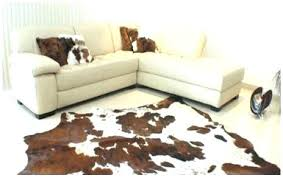 faux cow skin rug animal hide rugs skins cowhides sheepskin ikea cow hide rug