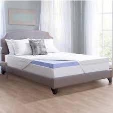 novaform 14 comfort grande queen gel memory foam mattress. novaform serafina collection 3\u201d gel- memory foam mattress topper with tricomfort 14 comfort grande queen gel u