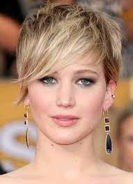 A Complete Guide To Bangs - Jennifer Lawrence