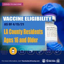 Vaccine rollout as of jul 18: Coronavirus City Of San Fernando