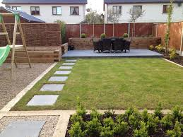 Family garden design and landscaping