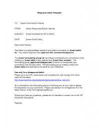 Sample Business Reply Letter The Letter Sample