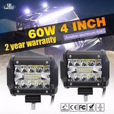 24 Volt Truck Led Lights China Factory Directly Supply Truck Offroad Jeep Led Light