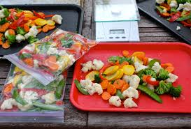 Diy Stir Fry Vegetable Freezer Packages
