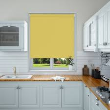 Roller Blinds In Kitchen How To Choose Blinds For Your Kitchen Make My Blinds