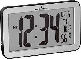 top 10 best digital wall clock in 2021