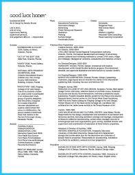 Art Director Resume Sample Fresh Resume For College Student Senior