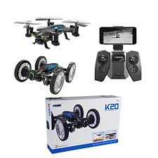 <b>2 in 1</b> RC Flying <b>Cars</b> Quadcopter with HD Camera WiFi Mobile ...