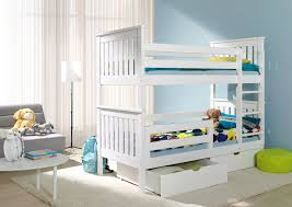 white bunk bed with stairs. Unique Bed Create More Playing Space With This White Bunk Beds Twin Over Full  Stairs And Storage With Bed E