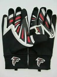 Nike Nfl Stadium Gloves Size Chart Details About Nike Nfl Stadium Fan Gloves Atlanta Falcons Mens Large Black Gym Red