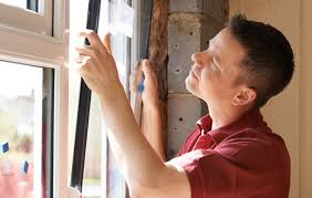 insulated window glass repair