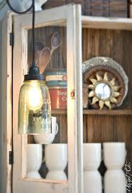 awesome farmhouse lighting fixtures furniture. Diy Farmhouse Light With A Mason Jar, Lighting, Jars Awesome Lighting Fixtures Furniture