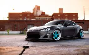 scion fr s water car