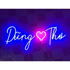 Đèn Led Neon Sign Tình Yêu Theo Tên Cặp Đôi tại TP. Hồ Chí Minh