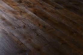 dark brown hardwood floors. Dark Brown Hardwood Floors Distressed Wax Antique Engineered Wood Flooring Wooden