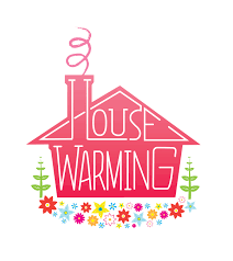 house warming blessing clipart