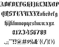 black letter font blackletter font by dieter steffmann fontspace