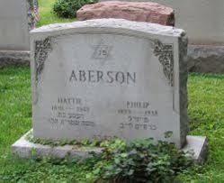 Hattie Shapiro Aberson (1881-1942) - Find A Grave Memorial