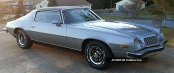 1976 Chevrolet Camaro Type Lt 350 / 350 W   Looks I love ...