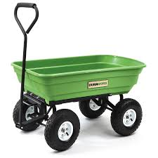 garden carts at lowes. Duraworx Plastic Yard Cart Garden Carts At Lowes T
