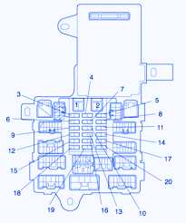 2003 lexus is300 fuse box diagram 2003 wiring diagrams