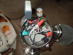 have hunter ceiling fan less than year old all the lights light part efficiency portable solar