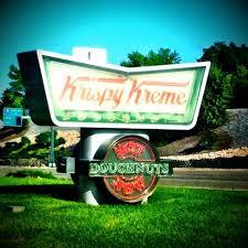 krispy kreme doughnuts donut in orem