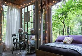 10 Incredible TreeHouse Hotels In The US  HuffPostTreehouse Vacation California