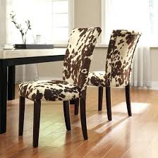cowhide wingback chair artistic cow print dining chair designs and ideas of cowhide wingback chair for cowhide wingback chair