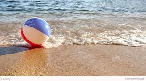 beach ball in ocean. Beach Ball At The Mercy Of Waves Stock Video Footage In Ocean -